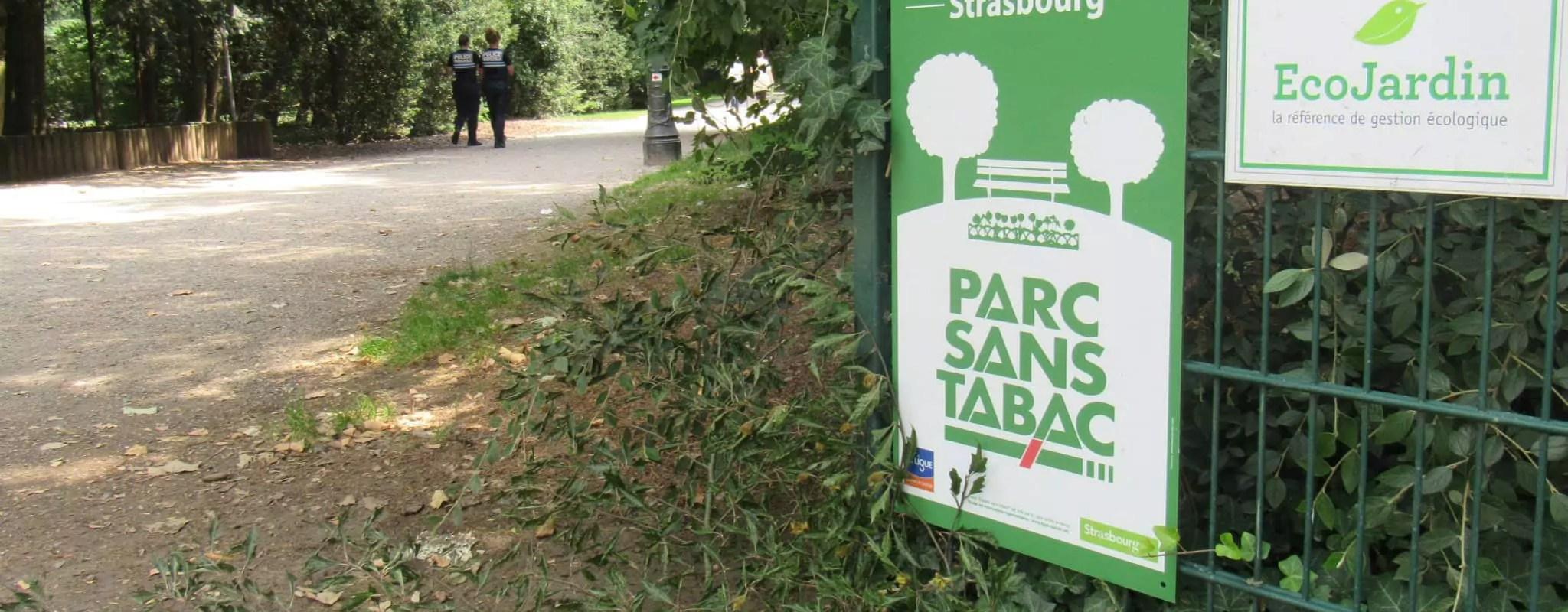 Où les fumeurs peuvent-ils encore s'en griller une tranquille à Strasbourg?