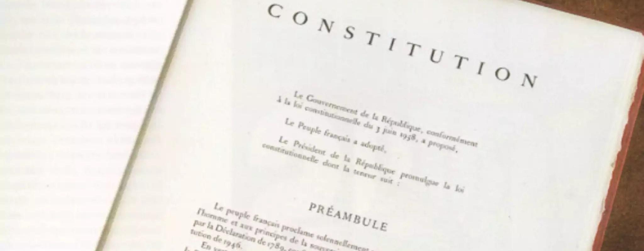 Département d'Alsace: les chausse-trappes de la réforme constitutionnelle