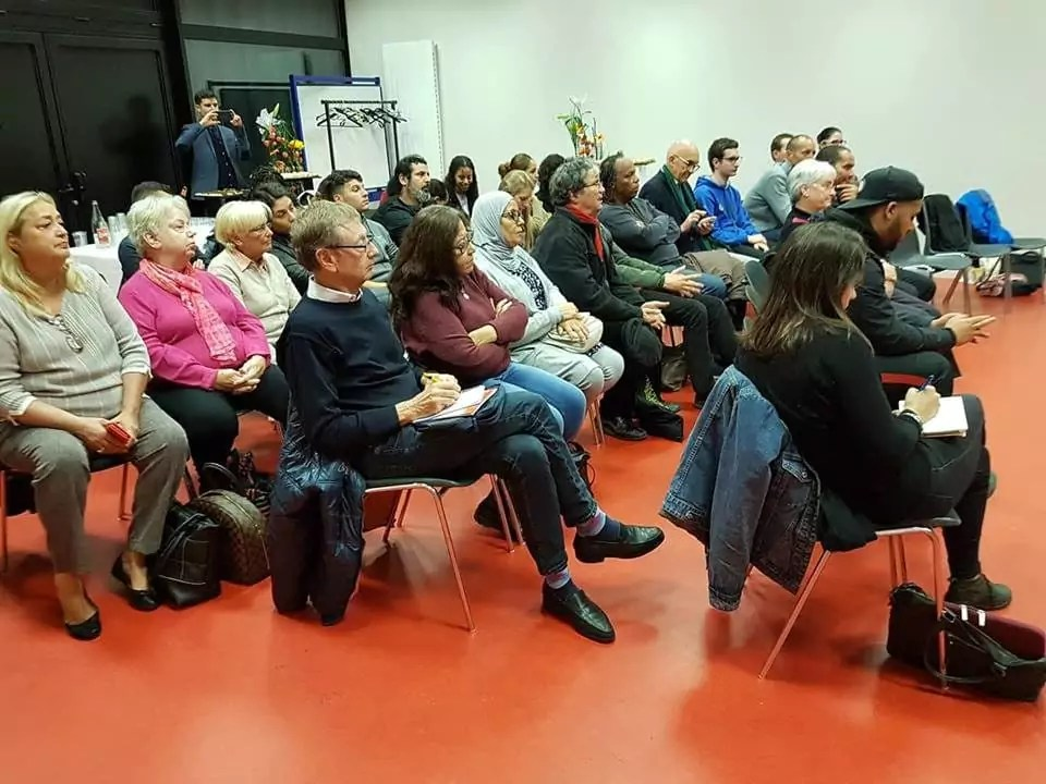 Lors d'une «consultation citoyenne» au Neuhof, la démonstration du fossé entre l'Union européenne et ses habitants