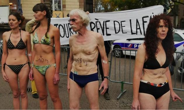 Deux femmes ont perdu jusqu'à 15% de leur poids (Photo GK / Rue89 Strasbourg / cc)