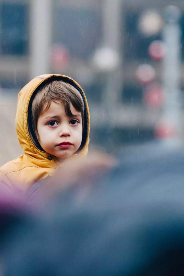Les enfants sont associés pour leur permettre de comprendre qu'ils ne sont pas seuls à ressentir de la tristesse (Photo Abdeslam Mirdass)