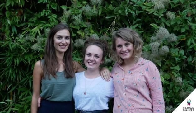 Les trois explor'actrices se sont lancées avec leurs économies, alors qu'elles étaient en fin d'études ou de contrat.