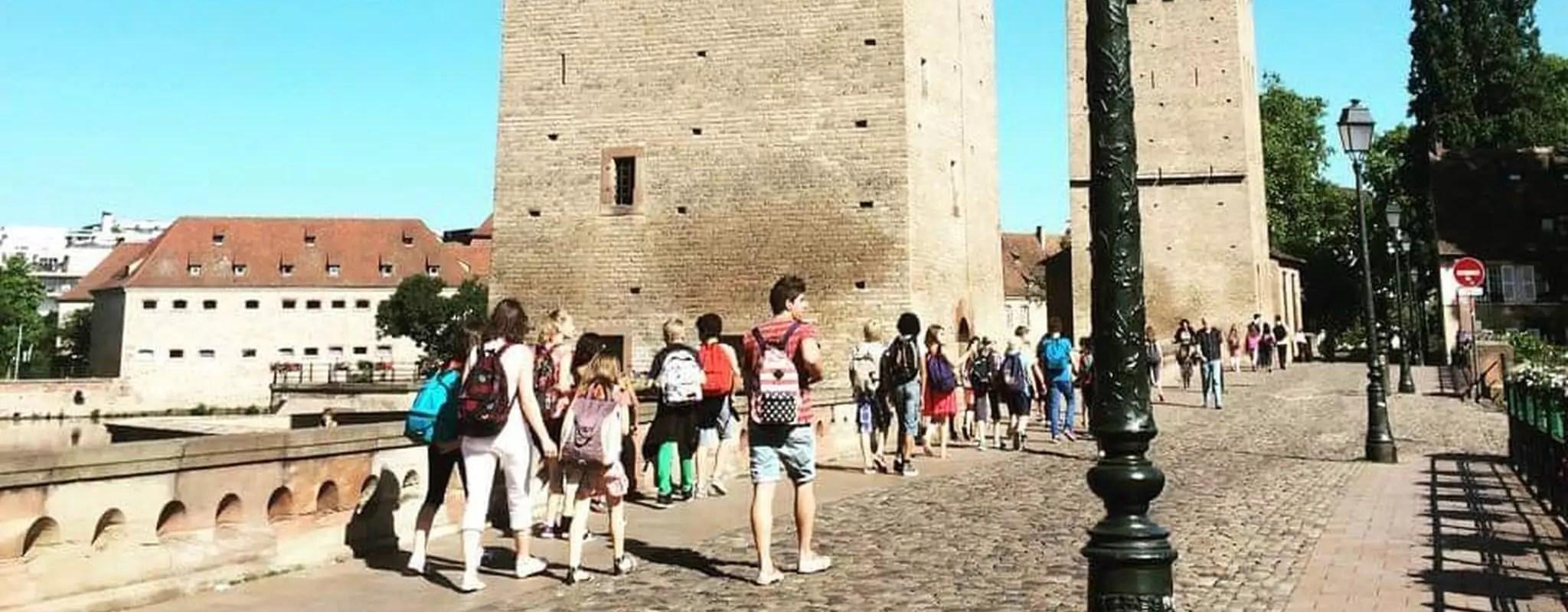 Les touristes sont ils toujours les bienvenus à Strasbourg?