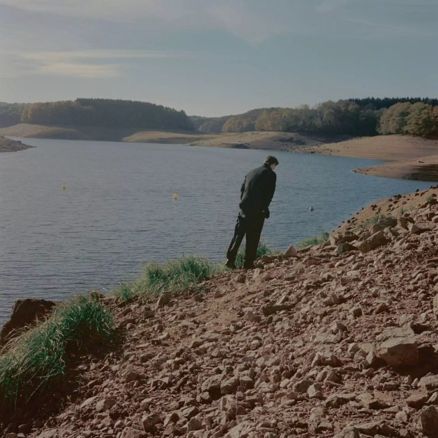 Anne Immelé, Sans titre, de la serie « des lacs », 2001. © Anne Immelé.