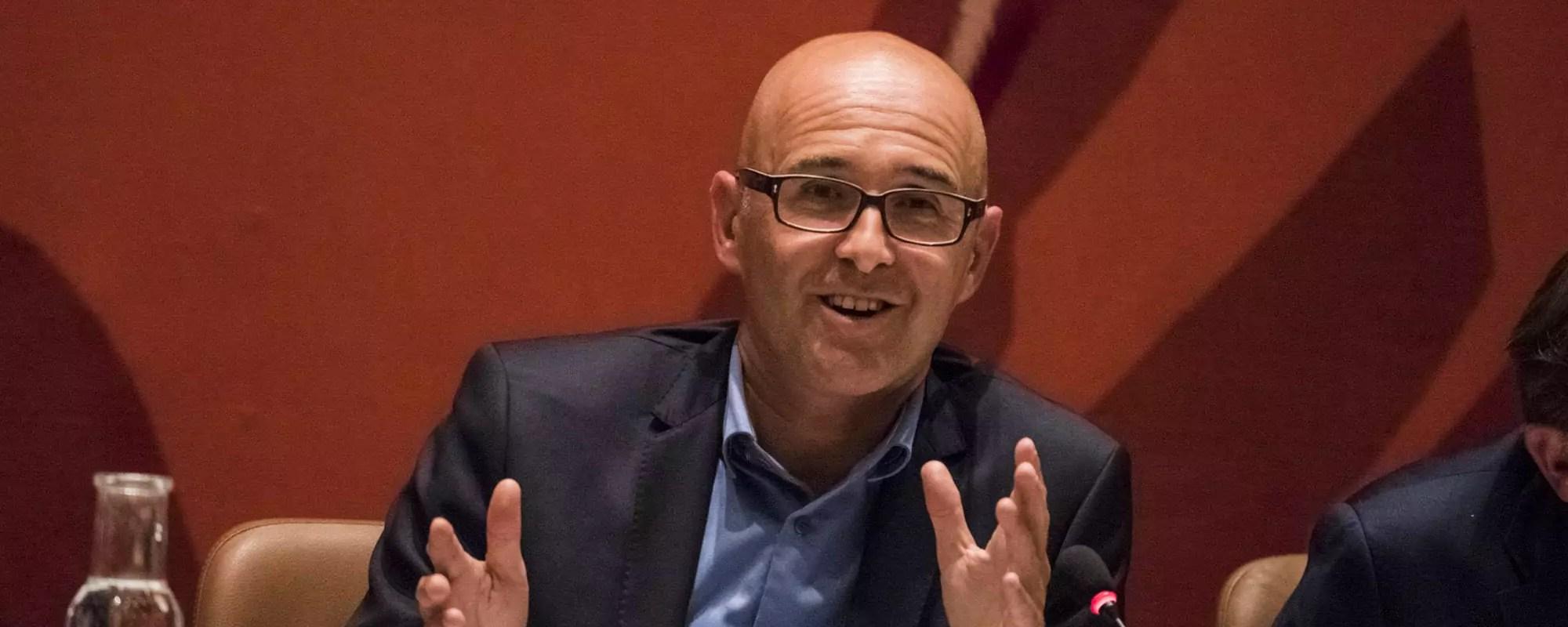 Frédéric Bierry : «J'appelle à une mobilisation nationale en faveur du travail social»