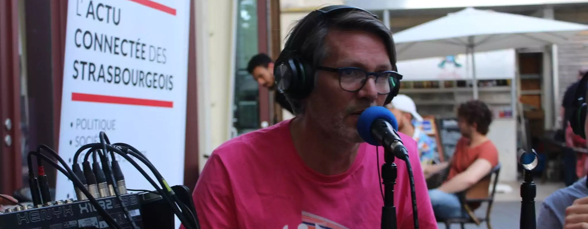 Réécoutez 89dB au Café du TNS, on a parlé funk, punk, électro et micro-théâtre