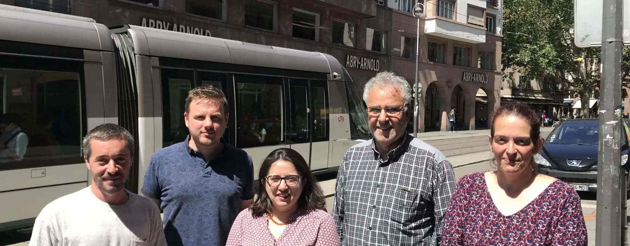 Un collectif se forme pour la gratuité des transports en commun