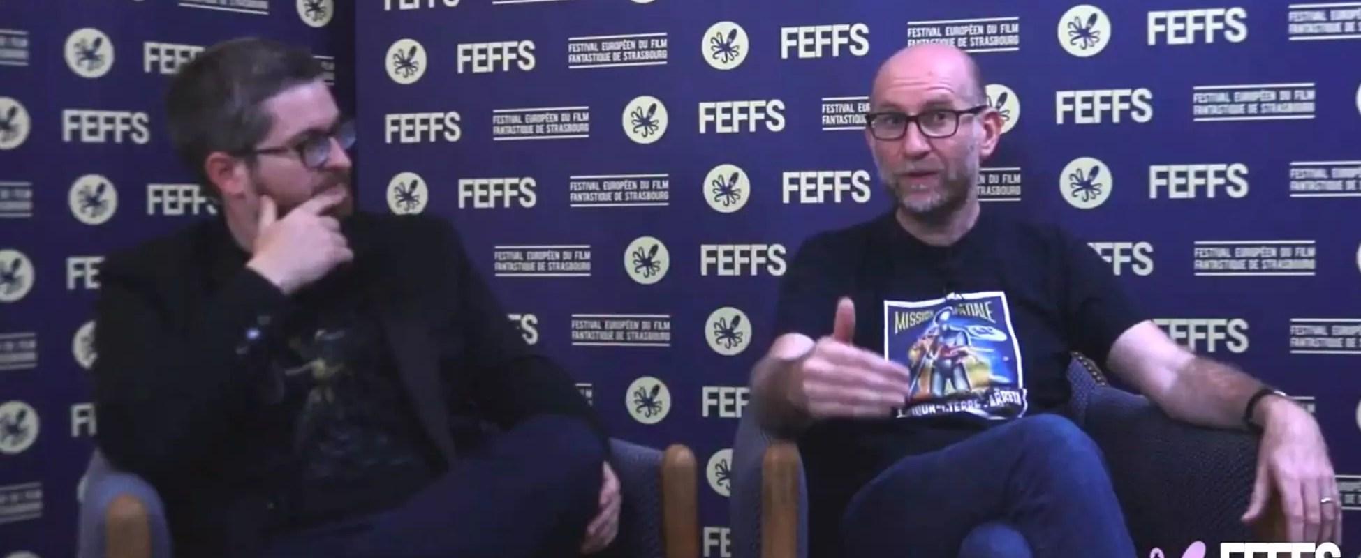 Gilles Penso et Alexandre Poncet: «Phil Tippett doit être considéré comme un artiste»