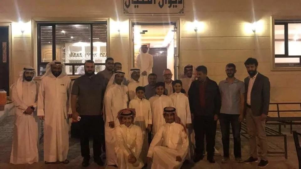Accompagnée par la Ville, la mosquée Eyyub Sultan cherche des dons au Qatar