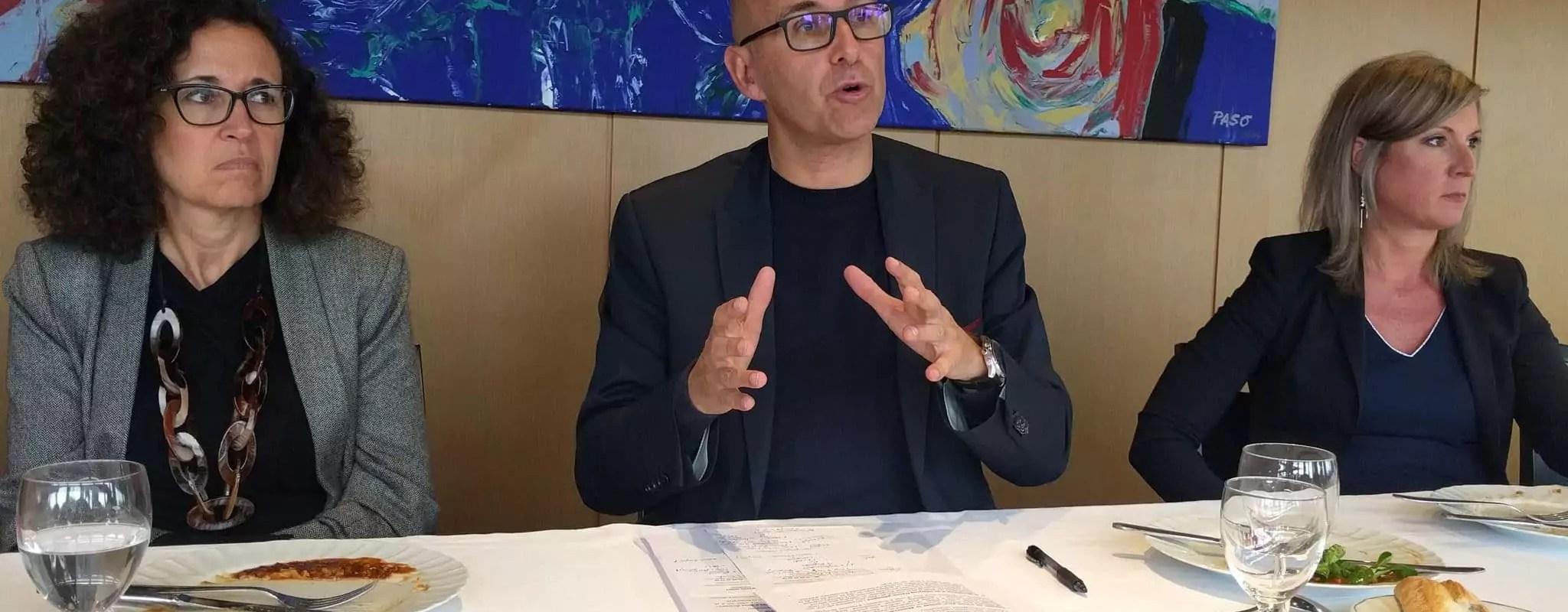 Frédéric Bierry, président du Bas-Rhin: «Les compétences, je m'en fous»