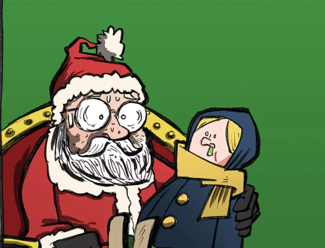 Le Père Noël passera-t-il par l'A35 ?