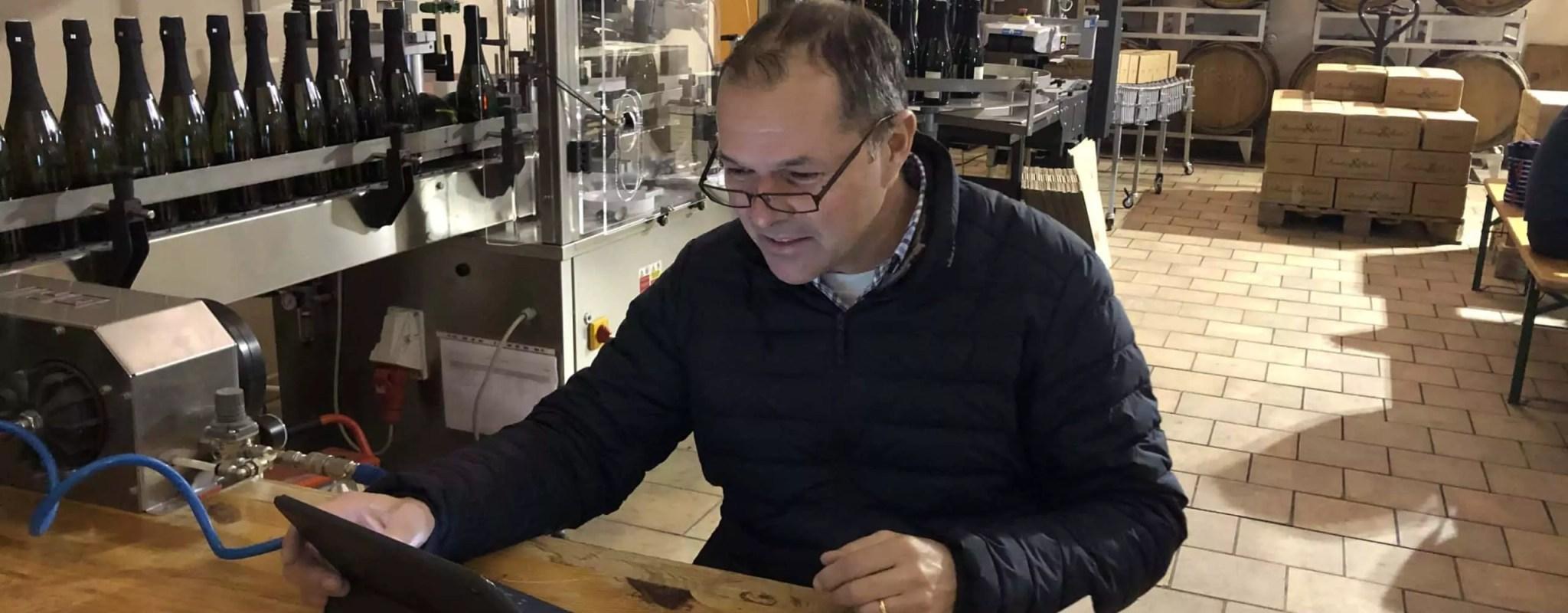 Pierre Bernhard, le viticulteur alsacien qui murmure à l'oreille de l'Union européenne