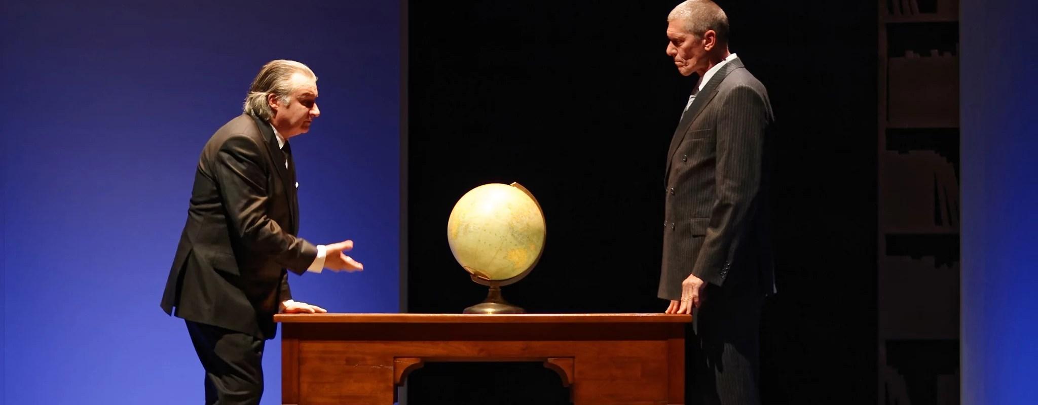 Les derniers mots du général de Gaulle sur la scène du TAPS