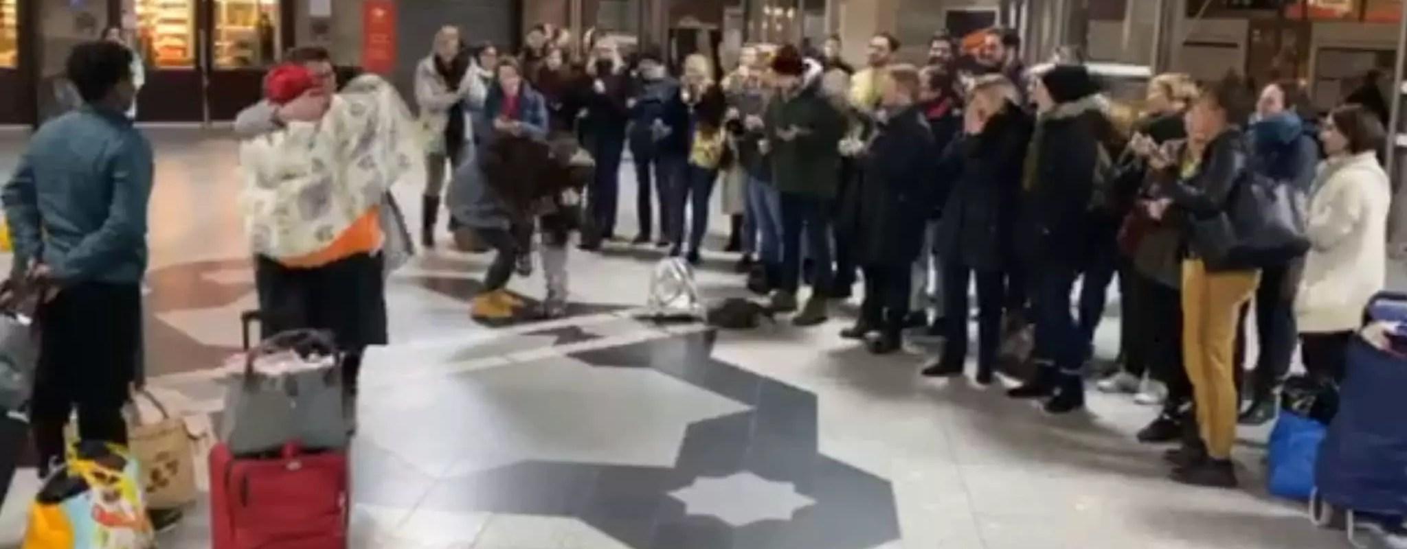Après le centre de rétention, une famille angolaise de retour à Strasbourg