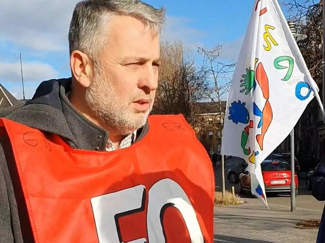 «Les annonces du mépris» dénoncées par un syndicaliste du personnel hospitalier de Colmar