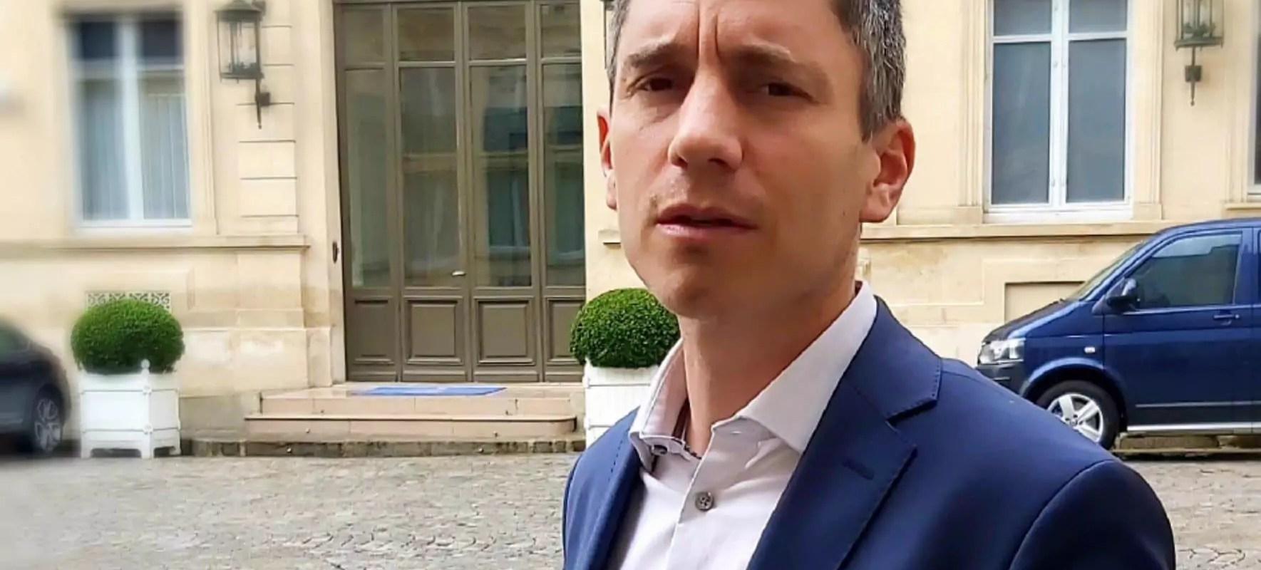 Bruno Studer: «Pourquoi j'ai voté pour l'application StopCovid»