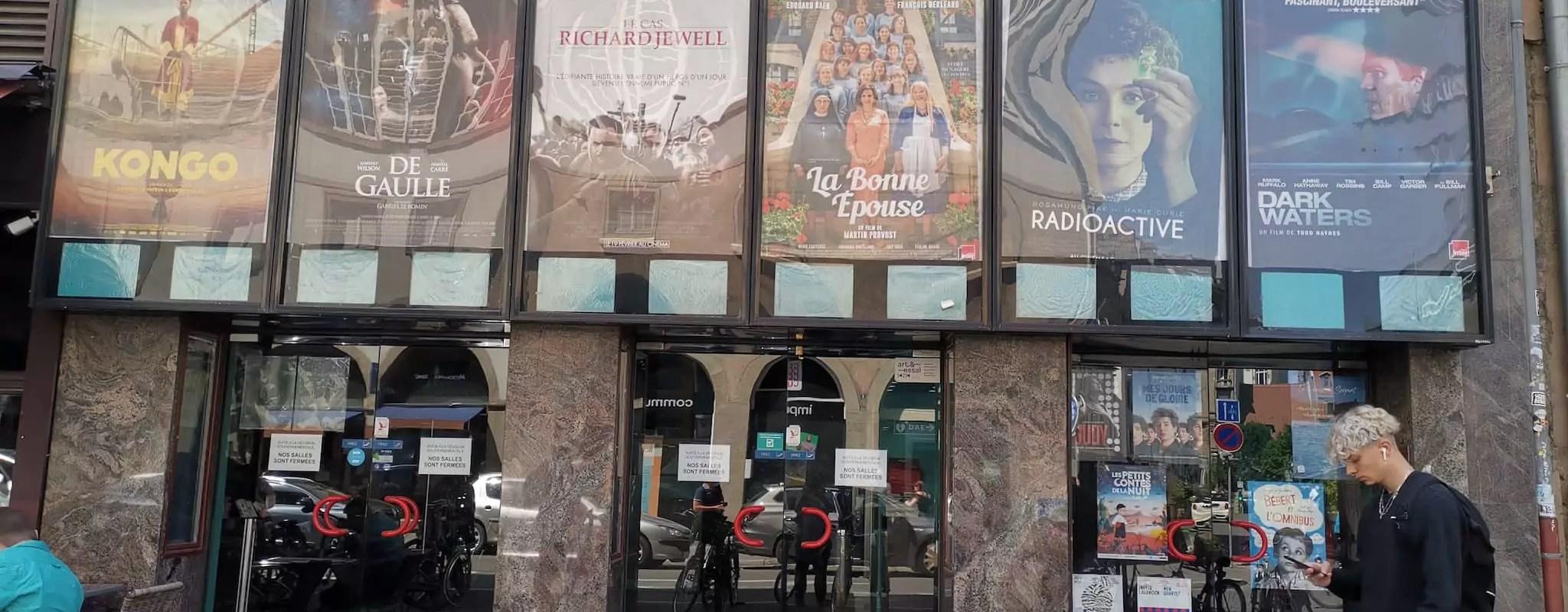 Moins de places et pas de films, l'équation incertaine des cinémas