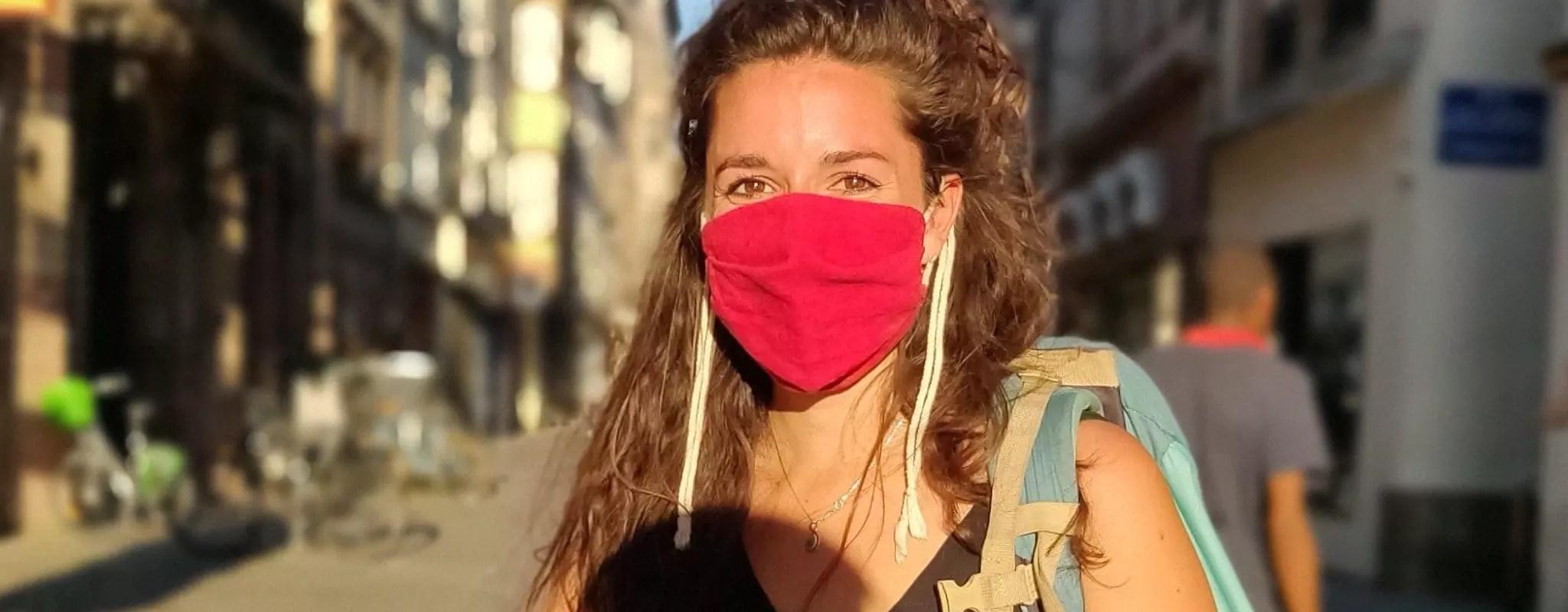 Avec Malvina Duval-Ortiz, Strasbourgeoise engagée contre la précarité alimentaire