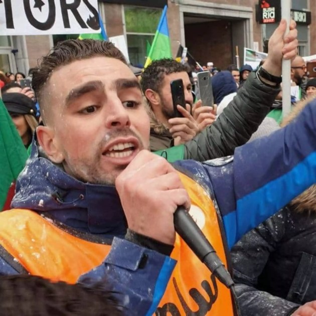 Moustafa Bousitila, Fondateur du collectif des Sans-papiers d'Alsace
