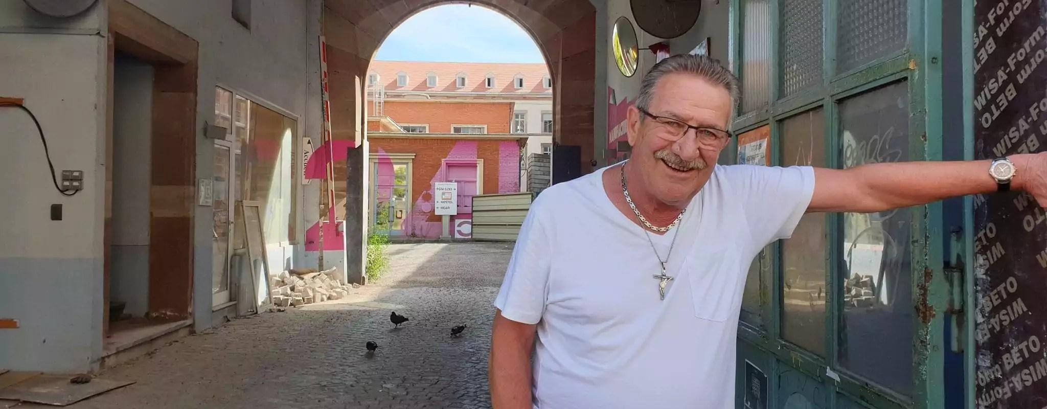 Jean-Claude Meyer, 70 ans à la Krutenau: «C'était un quartier haut-les-mains»