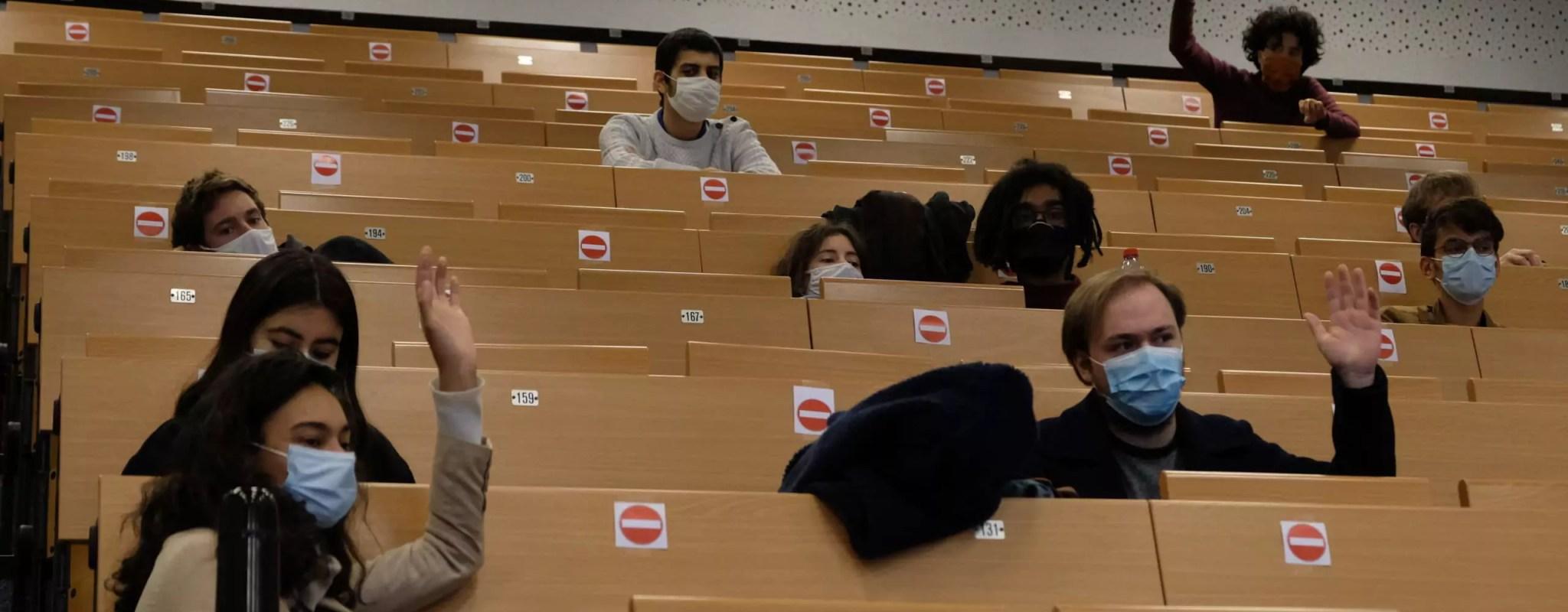 À l'Université, une Assemblée générale contre la loi de programmation de la recherche