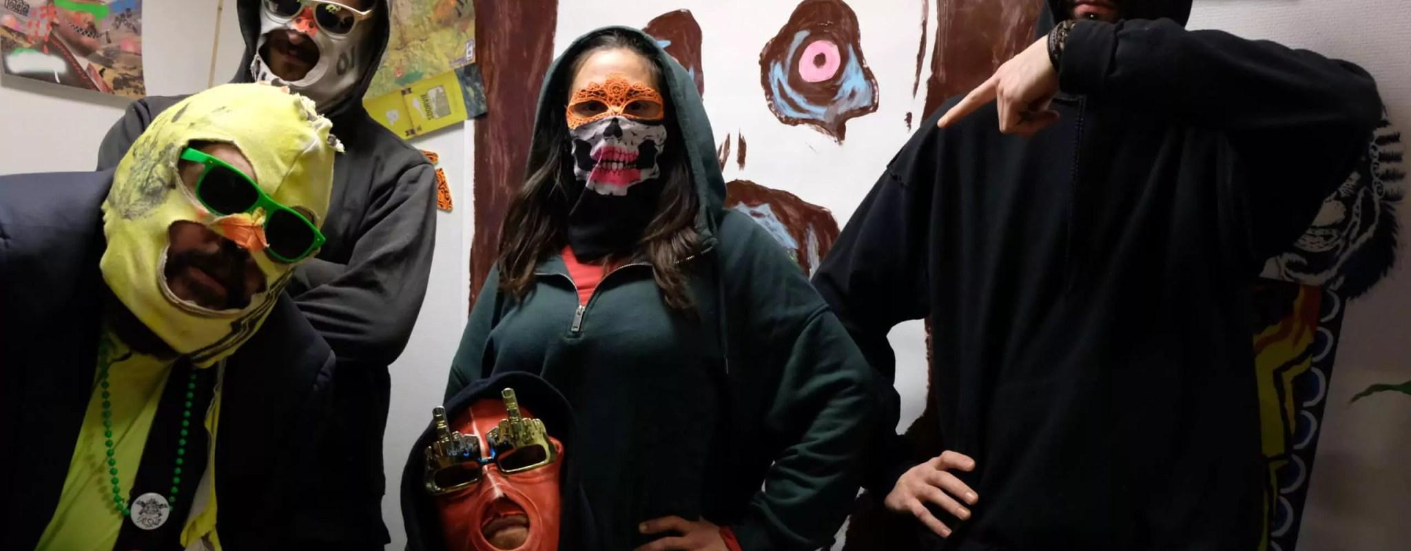 Un rap en novlangue sur une dictature imaginaire: Sdorvia Deskoprépare une tournée en camion