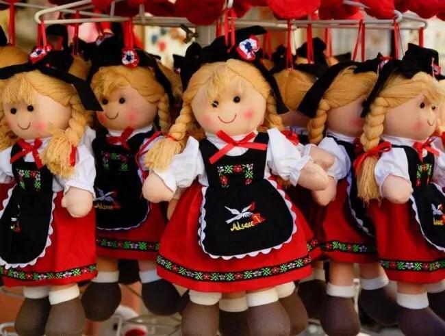 Mais pourquoi… le rouge et le blanc sont-elles les couleurs de l'Alsace?