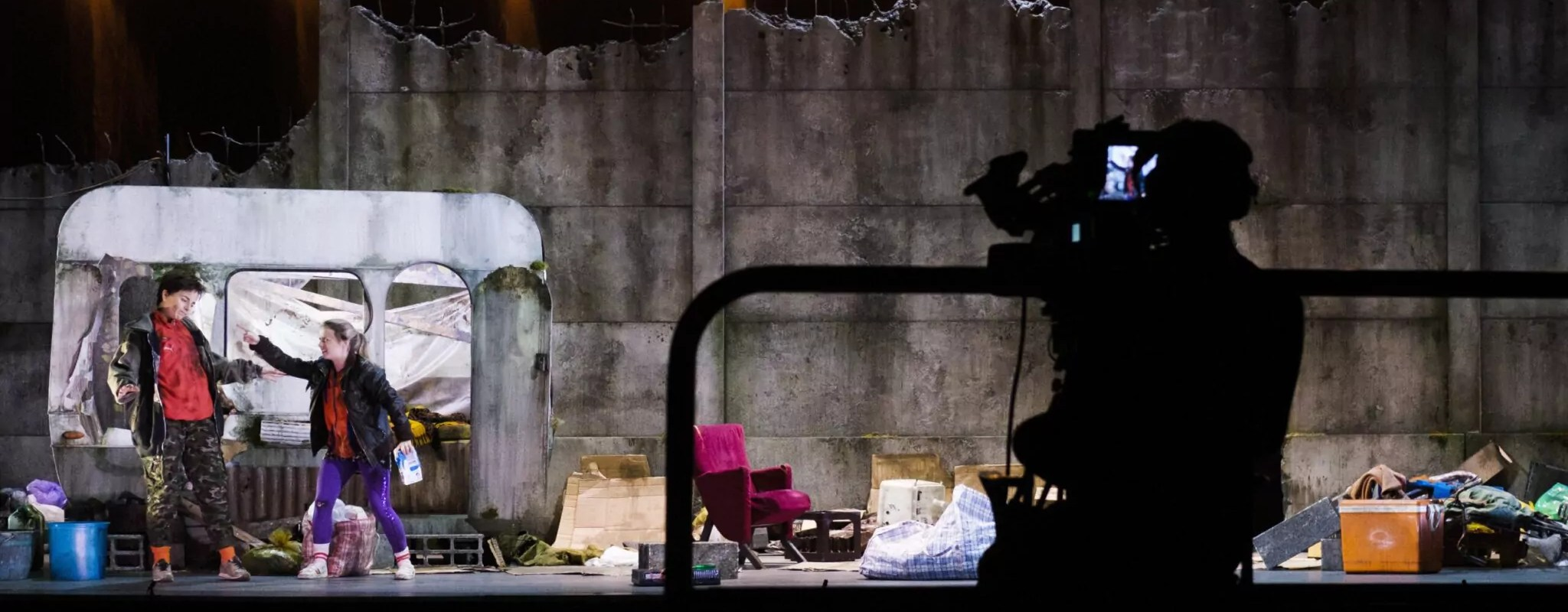 Mis à l'épreuve par la pandémie, les théâtres publics en réinvention permanente