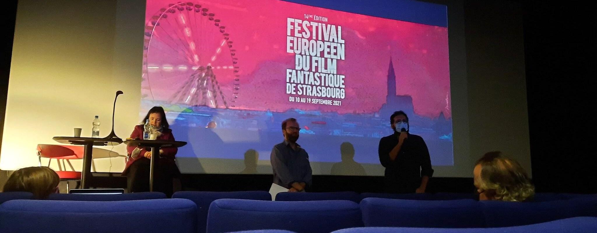 Des places à gagner pour le Festival du film fantastique de Strasbourg