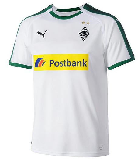 Bekommt borussia diese neuen trikots von puma? Borussia Monchengladbach Ruckennummer Trikotnummer Von Gladbach