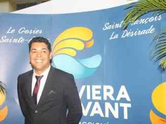 Cédric Cornet, président de La Riviera du Levant