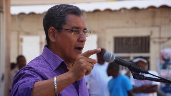 Bernard Leclaire, président d'Ambition Guadeloupe