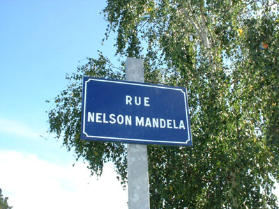 Mandela street