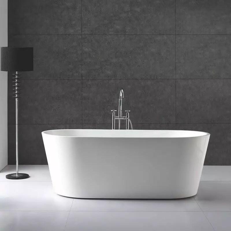 Baignoire Ilot 150 Cm Maison Design