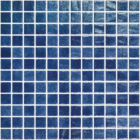 mosaique bleu piscine pate de verre rue du carrelage