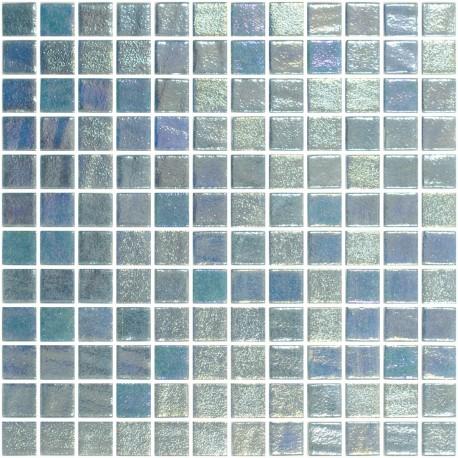 mosaique bleu turquoise panache pate de verre rue du carrelage