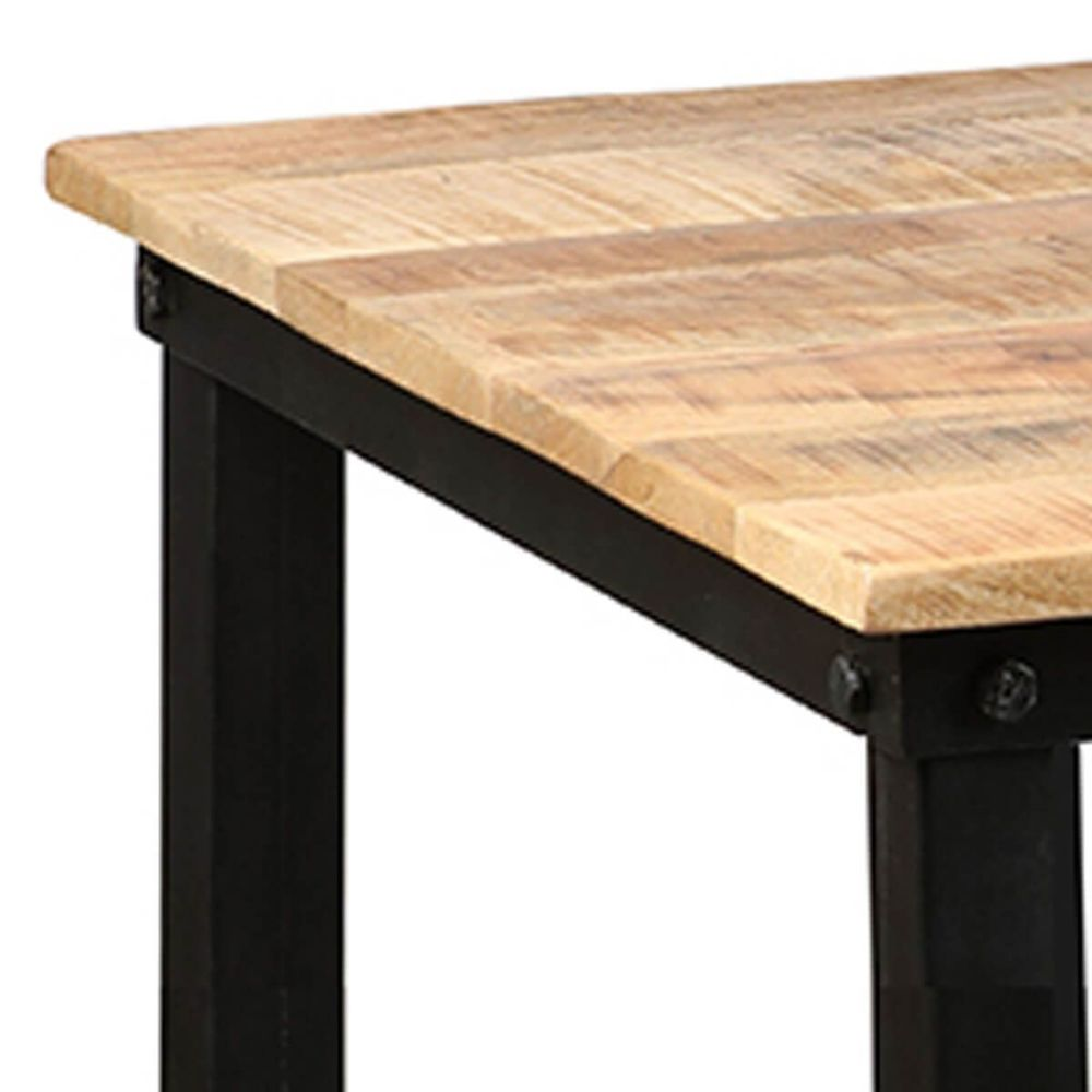 altobuy seryne table mange debout rectangulaire 120cm