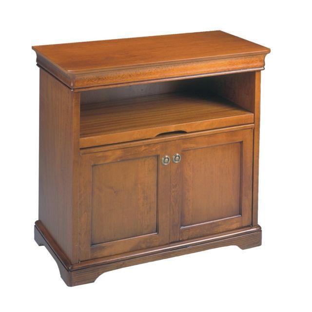 meuble tv 2 portes penelope