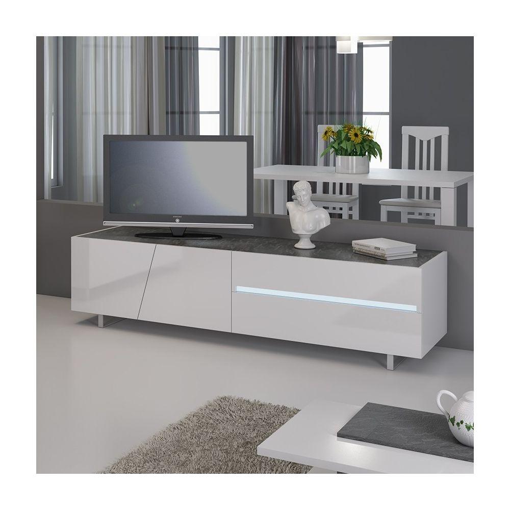 meuble tv integre