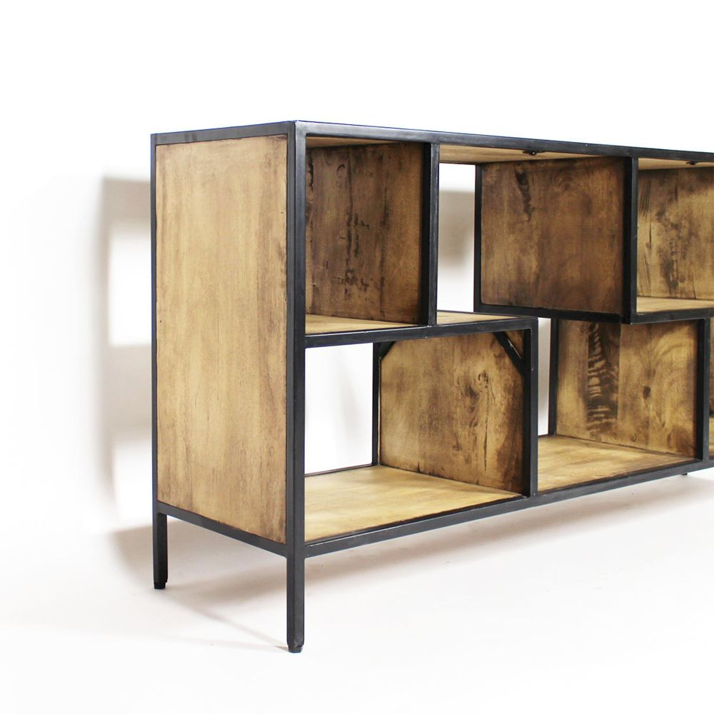 made in meubles meuble tv industriel