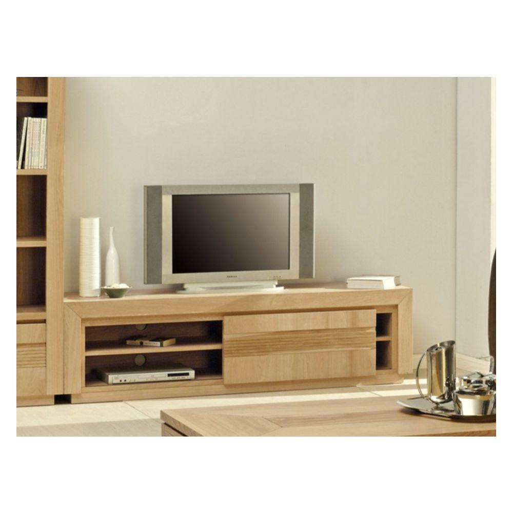 vente unique meuble tv symphonie 1