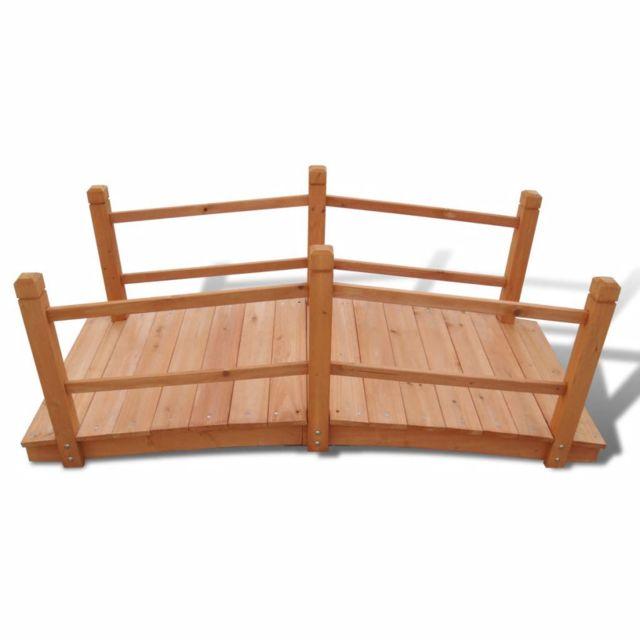 icaverne ponts de jardin ensemble pont de jardin 140 x 60 x 56 cm