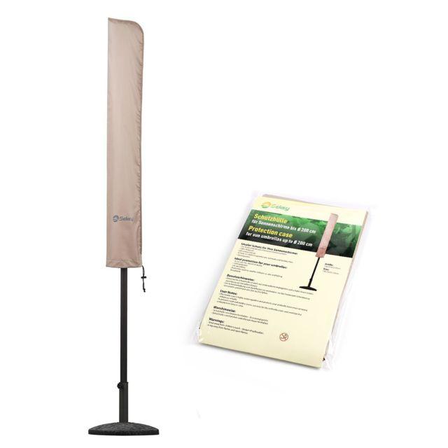 housse de protection pour o 200 cm 200 cm x 150 cm 200 cm x 125 cm parasol