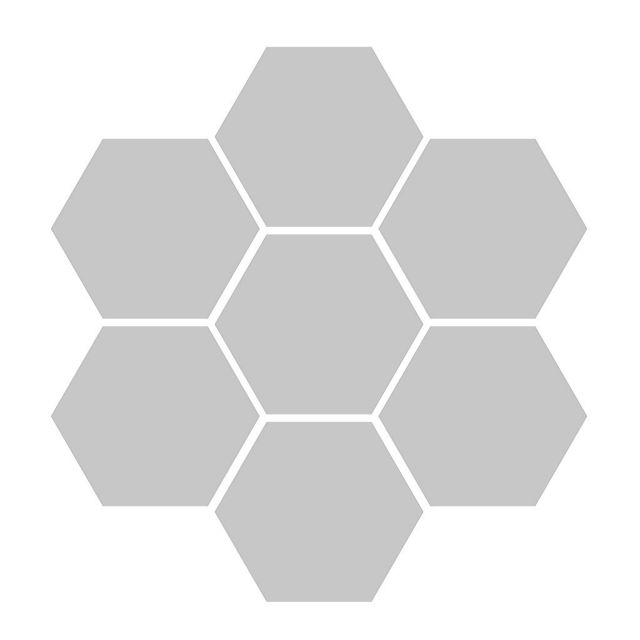 miroir 3d hexagone vinyle diy sticker mural autocollant amovible decor a la