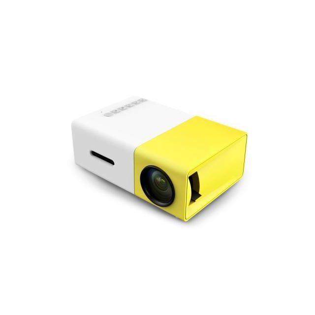 projecteur video hd lcd 320 x 240 lecteur de media a maison