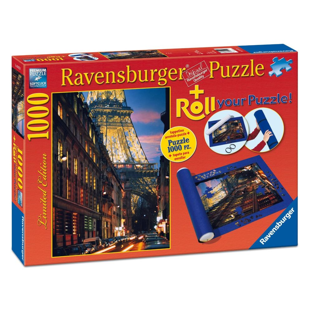 ravensburger puzzle 1000 pieces paris tapis de puzzle