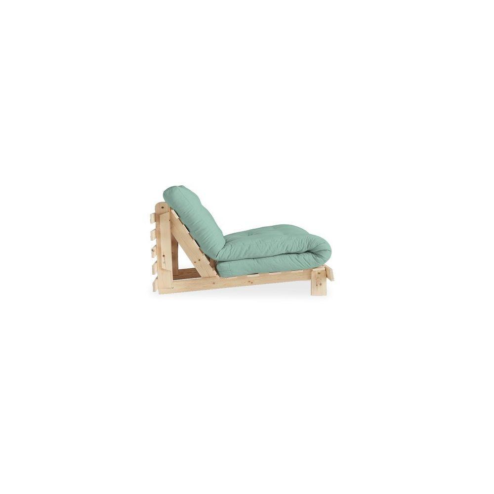 fauteuil convertible futon racines pin