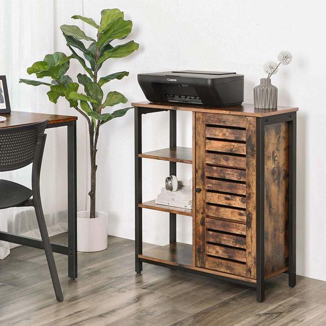 vasagle meuble de rangement meuble de salle armoire de rangement style