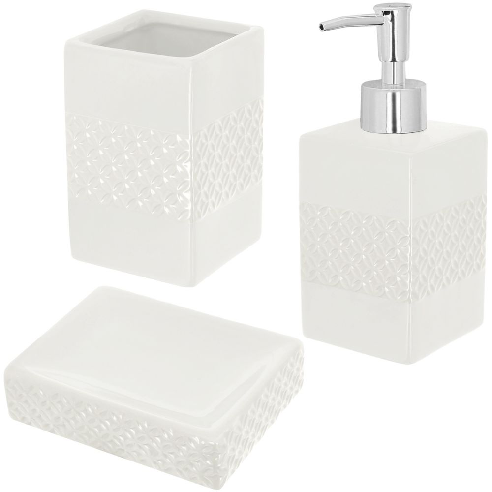 promobo set salle de bain ceramique
