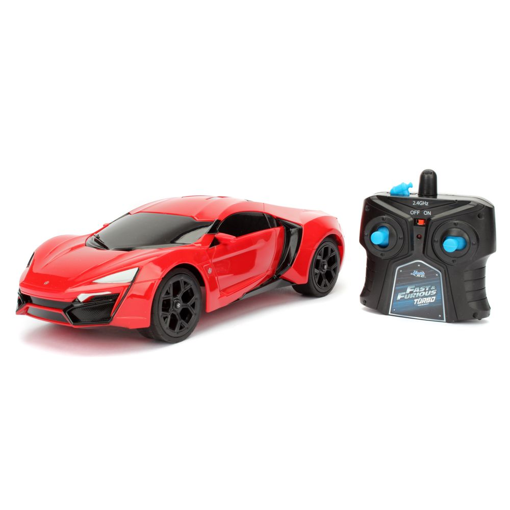 fast and furious 84228 voitures rc